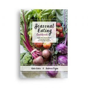 Seasonal Eating Cookbook Hardcover