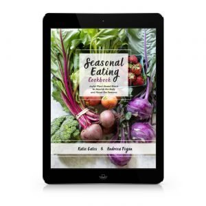 Seasonal Eating Ebook